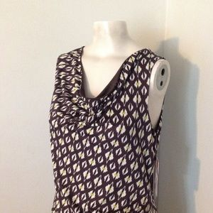Athleta Dresses - Athleta Brown Print Sheath Dress S NWT
